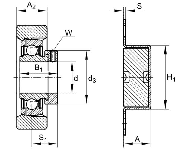 INA PHUSE50-XL-N