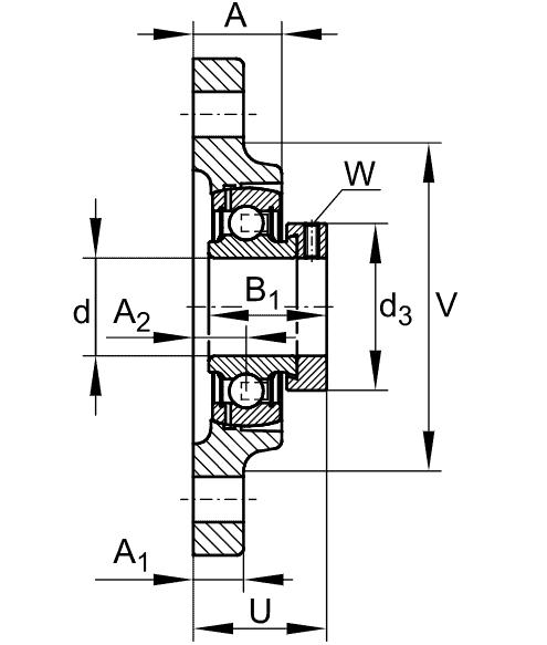 INA PSFT35-XL