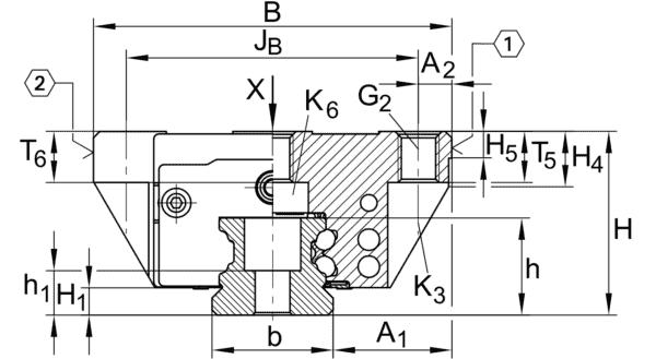 INA KWVE55-B-L-V2-G4