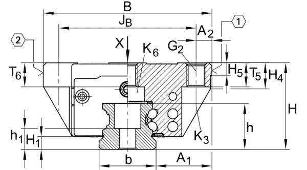 INA KWVE45-B-NL-V2-G4