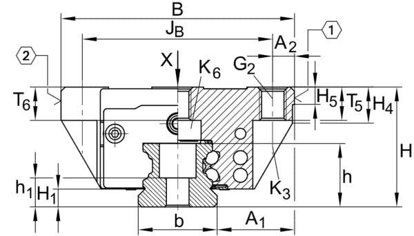 INA KWVE55-B-V2-G4