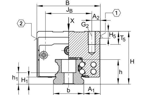 INA KWVE55-B-SL-V2-G4